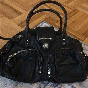 Botkier Bianca Black Leather